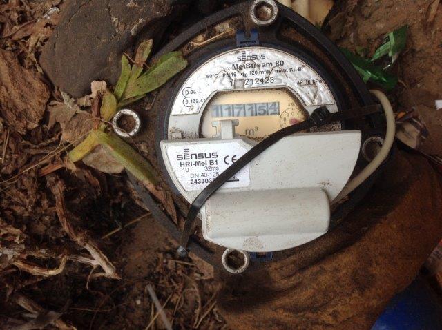 Water Meter Monitor